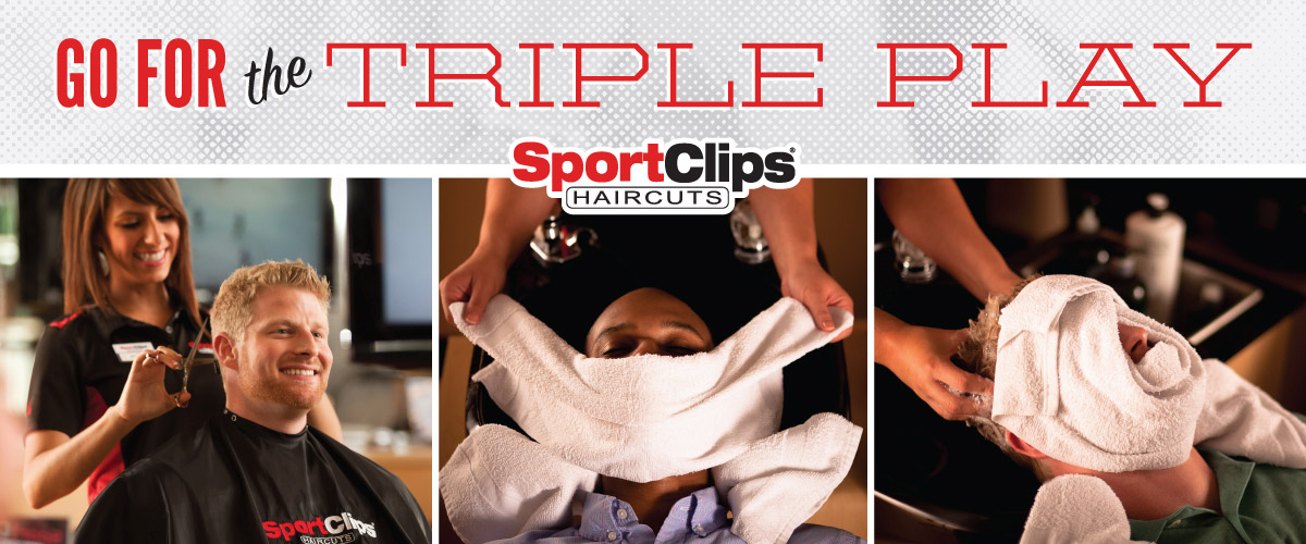 The Sport Clips Haircuts of Lewisville/Coppell Triple Play